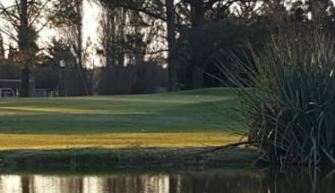 Central Argentino Golf