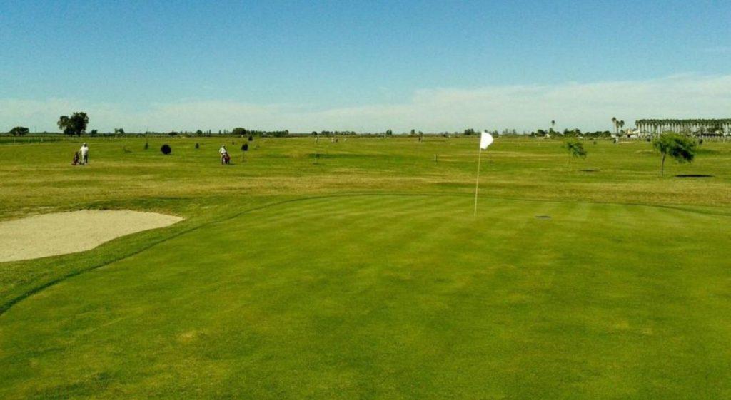 Jockey Club Morteros Golf