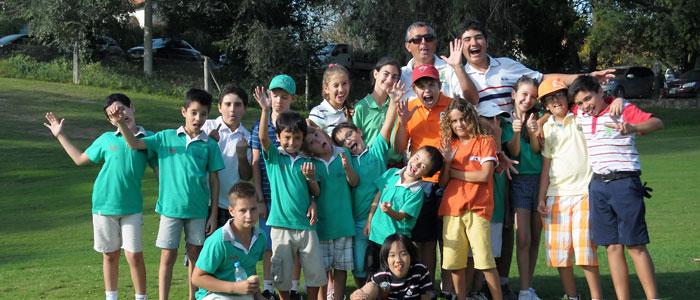 Alta Gracia Golf Club fue sede de una nueva fecha del Ranking Provincial de Infantiles 2015.