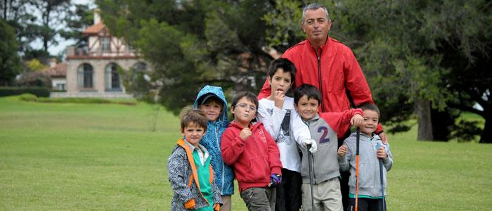 Se jugó la primera fecha del Ranking Provincial de Infantiles 2015 en La Cumbre Golf Club