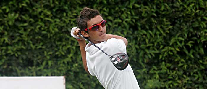 Matías Lezcano se impuso en el Campeonato Nacional por Golpes jugado en Tortugas Country Club