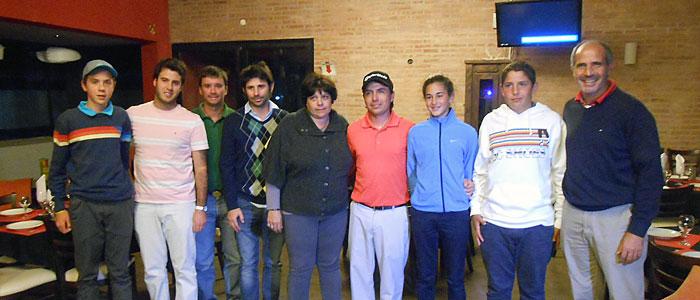 Francisco Cordara se quedó con la tercera fecha del Circuito Regional OSDE jugada en San Esteban Country Club