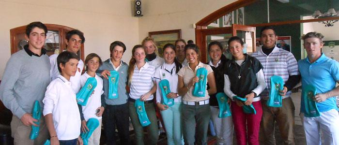 Voluntarios destacados por la Federación