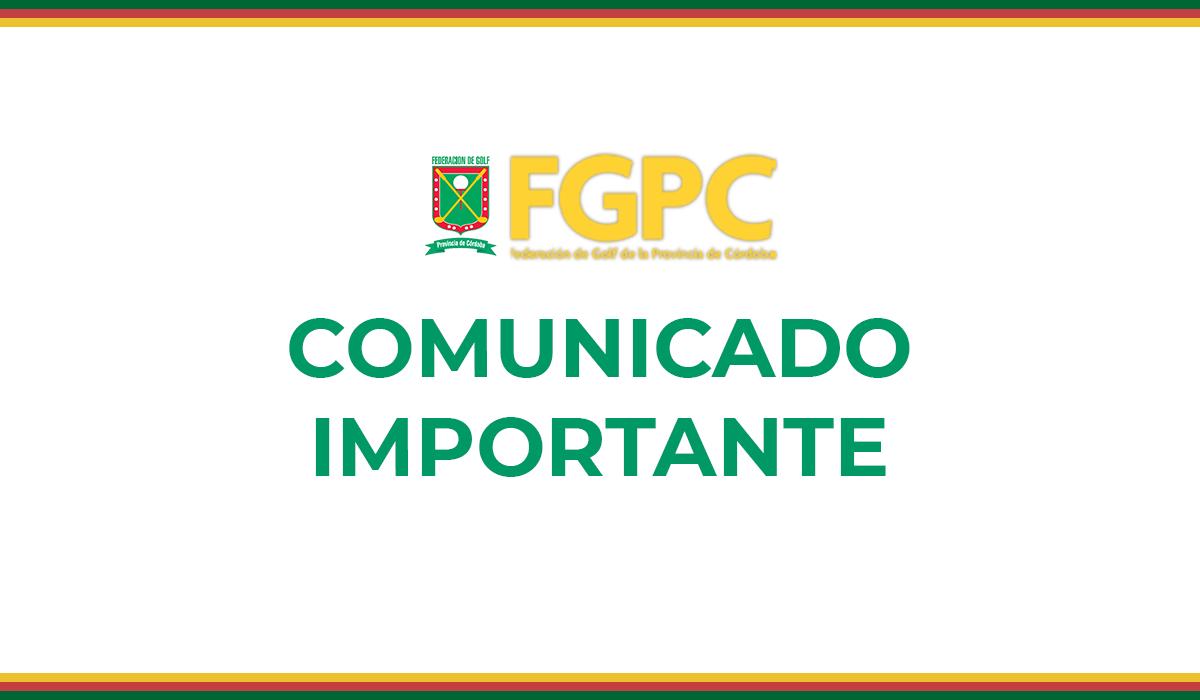 COMUNICADO web